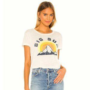 Chaser Big Sur Au Lait Graphic Crewneck T-Shirt